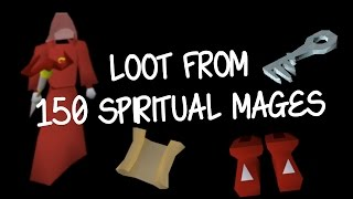 Loot from 150 spiritual mages - worth the task?