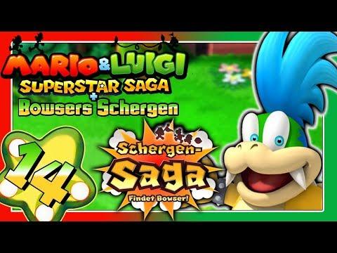 MARIO & LUIGI: SUPERSTAR SAGA + BOWSERS SCHERGEN Part 14: Larry will's wissen - Schergen-Battle!