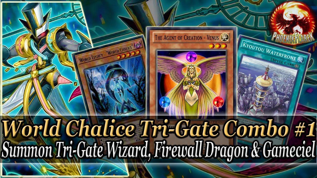 Tri Gate Wizard