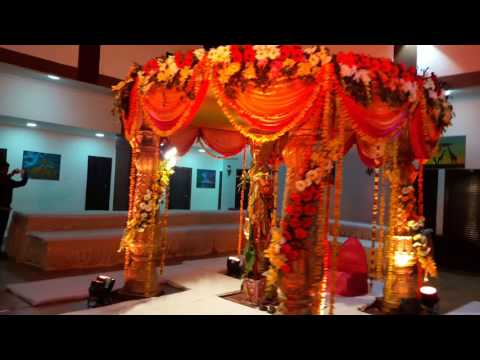 Bengali Wedding Marrige Mandap Funnycat Tv
