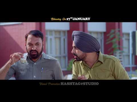 Khatre Da Ghuggu  Promo   Punjabi Movie Trailer 2020   Releasing On 17 January 2020
