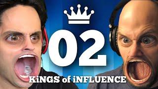Kings Podcast #2 (Rudy Giuliani's Porn, Racist Teacher on Instagram, Star Wars Quitter)