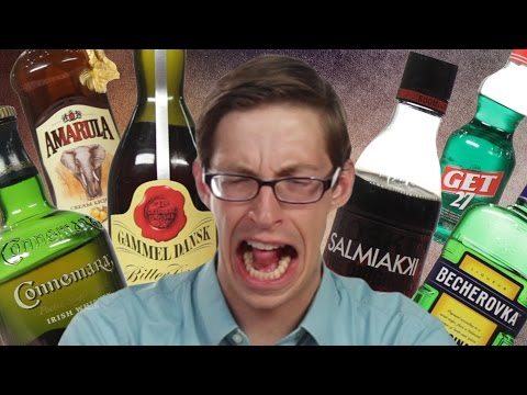 Americans Taste International Alcohols (Part 2)