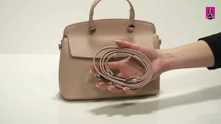 Видеообзор I Женская сумка TENDANCE 2503225