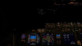 X-Plane 11. CYYT to BGBW on B737.