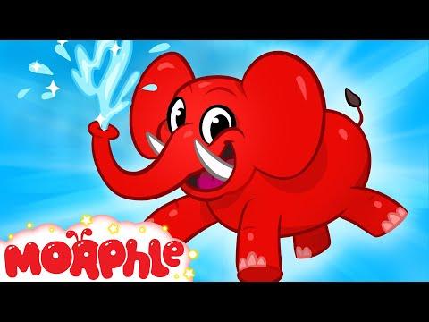 My Pet Elephant - My Magic Pet Morphle Episode #16