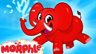 My Pet Elephant - My Magic Pet Morphle Episode #16
