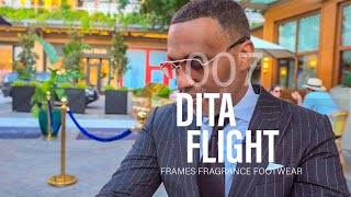 James Bond Style  | Dita Flight 007