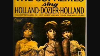 The Supremes - You Keep Me Hangin