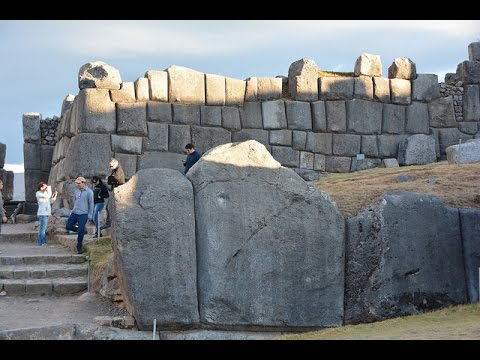 Inca Ruins of Saqsaywaman and Qenqo (with Narration/Music)