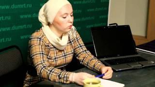 Энже Сабирова: робота і хіджаб