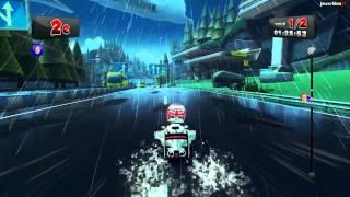 F1 Race Stars - Demo Gameplay Xbox 360