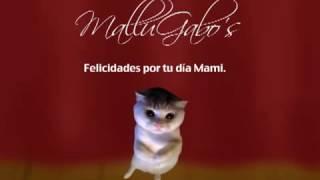 Feliz Día Mamita. Postal animada