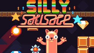 SILLY SAUSAGE Level 1-10 Walkthrough