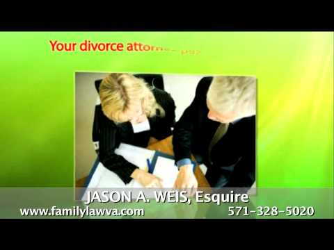 A generic video about Virginia Family Law attorney Jason A. Weis.