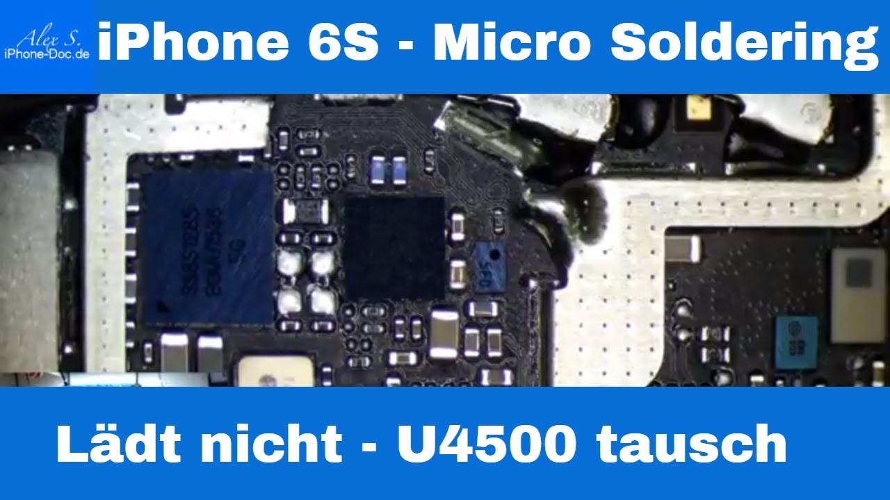 Iphone 5c micro geht nicht mehr