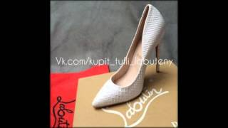 Свадебная обувь купить в Москве