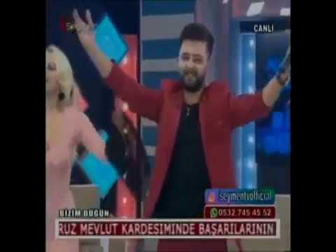 MEVLÜT TAŞPINAR - 2018 Neriman Sallan Gel :) SEYMEN TV Klip / BİZİM DÜĞÜN