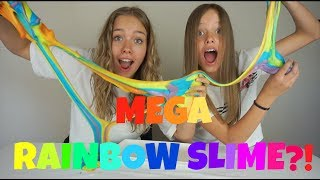 MEGA RAINBOW SLIME || BEAU - TIFULL