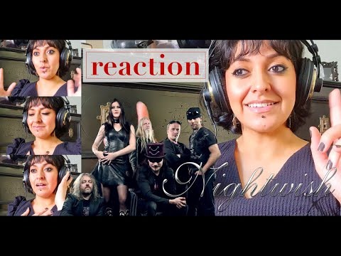 FIRST TIME REACTION | STORYTIME | NIGHTWISH | CONSTANZA