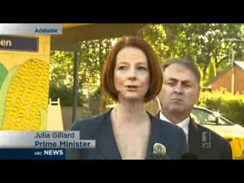 WA Premier Takes Mining Fight To PM