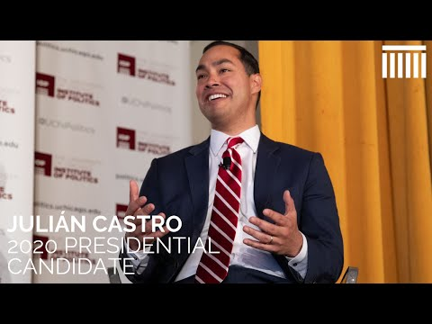 Julián Castro on His Vision for America