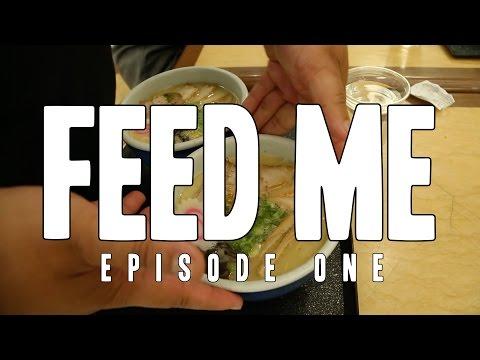 FEED ME: Japanese Ramen – Ep. 1 Santouka in San Jose