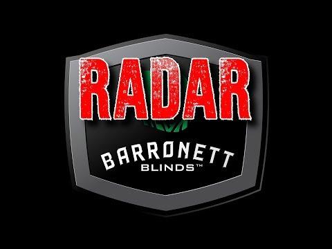 RADAR Barronett Blinds
