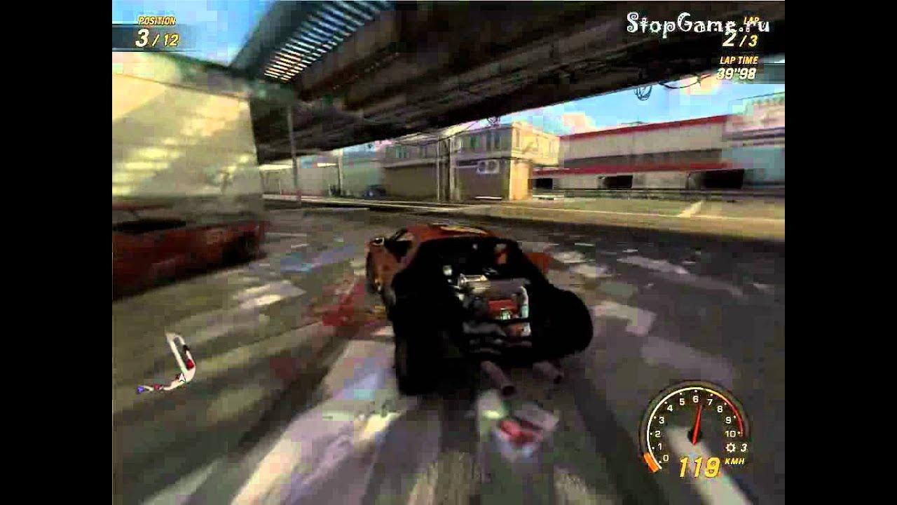 скачать игру Flatout Ultimate Carnage через торрент - фото 10