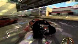 Обзор игры FlatOut: Ultimate Carnage