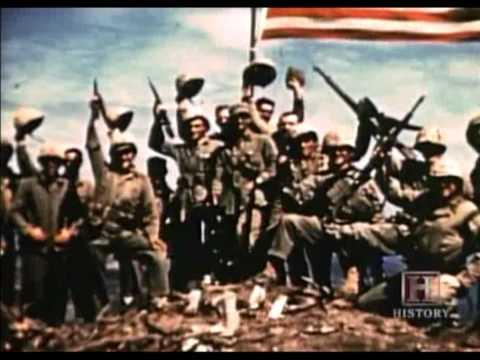 (4/5) Pacific Lost Evidence Iwo Jima World War II