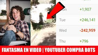 Fantasma en video de Luisito Comunica ???????????? | Compra bots y pasa esto...