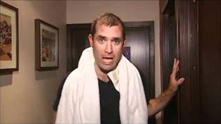 Hot Bikram Yoga -- Andy Murray