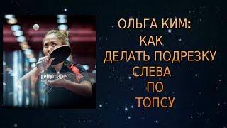 Подрезка слева по Топсу видео урок от Андрея Букина (Andrey Bukin) с Ольгой Ким