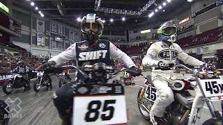 Twitch and Buddy Suttle Flat Track   Harley-Davidson