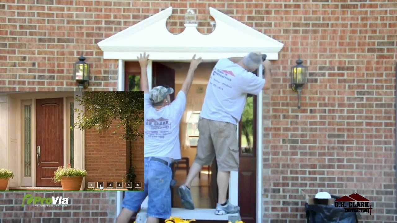 & Provia Door Installation.mp4 - YouTube