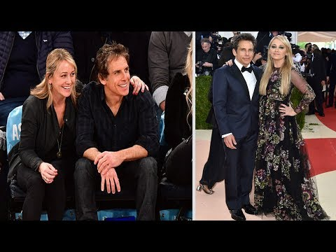 ben stiller and christine taylor end marriage after 18 years together  Ben Stiller