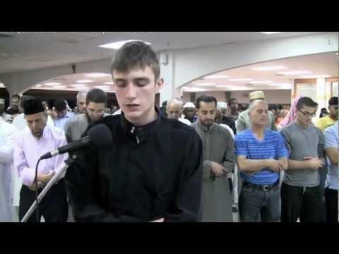 Fatih Seferagic _ Shaykh Jamac Hareed - Taraweeh 2012
