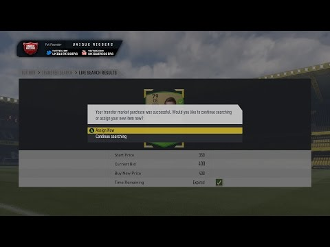 EASY PROFIT! SO MANY CARDS POP UP IN THIS SNIPING FILTER! FIFA 17 ULTIMATE TEAM TRADING METHOD!