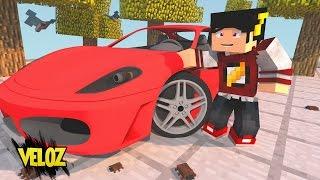 Minecraft: SKY WARS - SOU VELOZ E FURIOSO ‹ AM3NIC ›