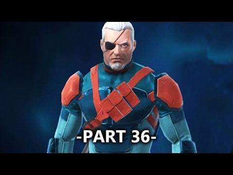 New PvP Deathstroke Battles Gameplay Part 36   DC Legends