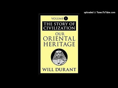01 - Our Oriental Heritage - Durant, Will