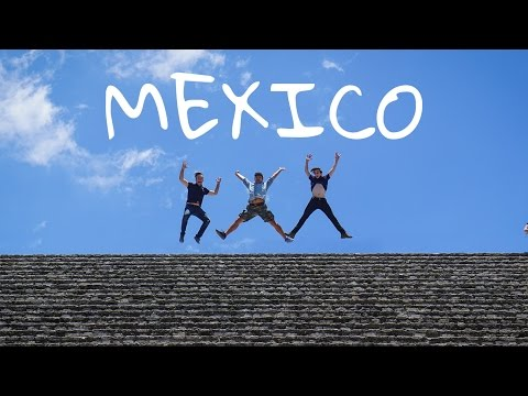 EXPLORING ANCIENT RUINS IN MEXICO!