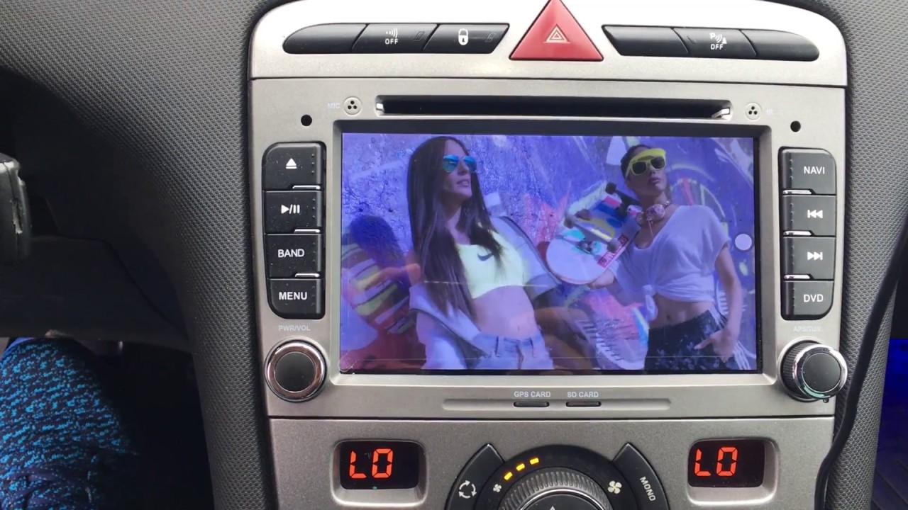 capacitive screen quad core android 5 1 1 multimedia car dvd navigation for peugeot 408 308. Black Bedroom Furniture Sets. Home Design Ideas