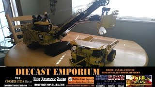 Diecast Masters Cat 795F AC Mining Truck