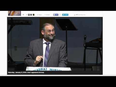Mark Biltz on Mark 3:1-6 - WOW