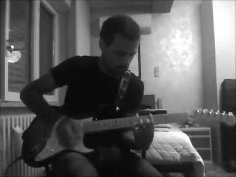 Against All Will - The Drug I Need (Guitar Cover) [HD]