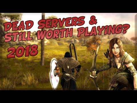 The Best 'DEAD' MMORPG Worth PLAYING in 2018! [Guild Wars 1]