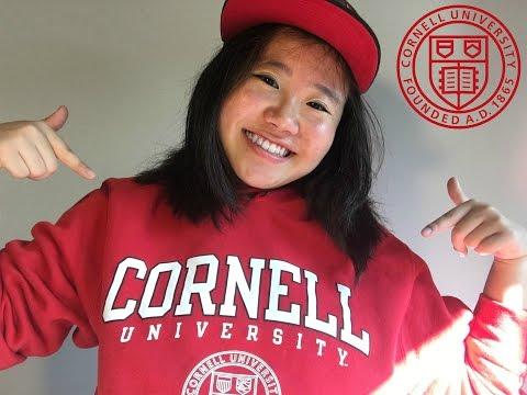 Cornell University - Haul, Vlog, & Dorm Room Tour!