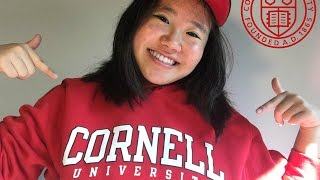 Cornell University - Haul, Vlog, & Dorm Room Tour!